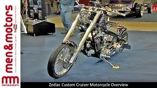 Zodiac Custom Cruiser Motorcycle Overview