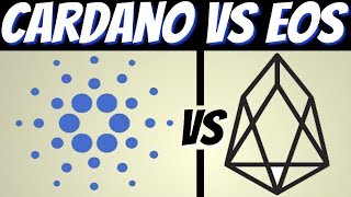 Cardano VS Eos - Which Is Better (Comparison)