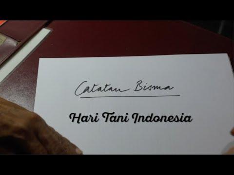 Ini Makna Hari Tani Indonesia 2017