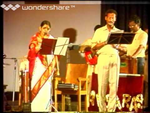 Mullaimalar Mele'~P.Susheela Ammaa🎙Rakunathan with MohanRaaj's Apsaras Live Orchestra 🎻