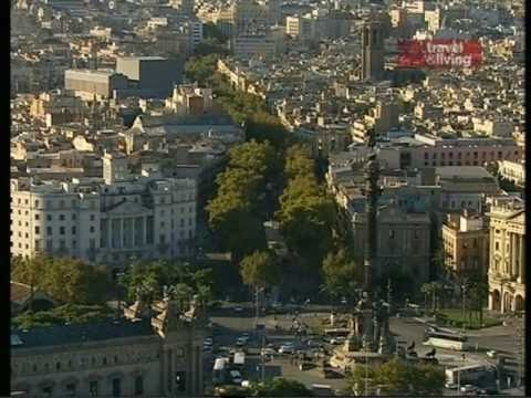 Улицы мира: Лас Рамблас. Барселона