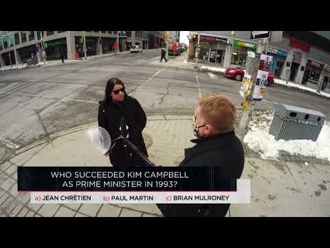 Who succeeded Kim Campbell as Prime Minister in 1993?   Outburst