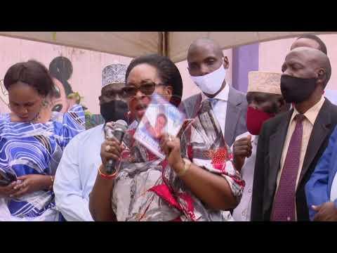 OKUSUNSULA BA MEEYA: Joyce Ssebugwawo oluyise mu kakung'unta n'awera