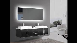 Halo LED Mirror Features