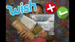 Arts Supplies From Wish Part 1