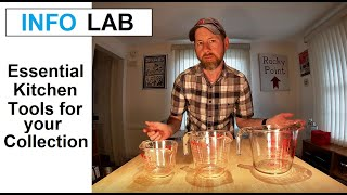 Essential Kitchen Tools You Need Now! | Info Lab #1