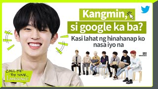 VERIVERY replies to fans in FILIPINO   #CBL (CALL ME BY YOUR LANGUAGE)