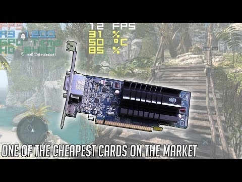 My Week With an HD 6450, One of AMD's Cheapest Graphics Cards