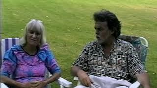 Jason Schwartz with Dee Larson early 2000s