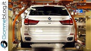 BMW 2018 - BMW X5 + X6 CAR FACTORY - How To Make a Luxury SUV