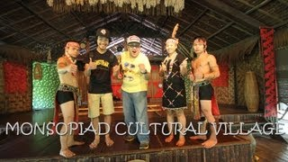 preview picture of video '#Trip1 - Monsopiad Cultural Village, KK Sabah'