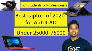 Best Laptop for AutoCAD | Mechanical and Civil CAD Software | Top 10 Laptops of 2020-2021