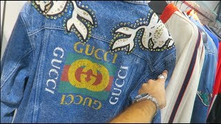 SHOPPING AT GUCCI OUTLET! FULL WALK-THROUGH! WHAT CAN YOU BUY AT GUCCI OUTLET?!?