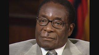 2001: 60 Minutes' Interview With Zimbabwe's Robert Mugabe
