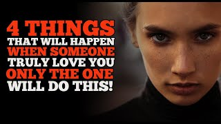 Things God Will SHOW YOU When Someone Really Loves You Watch Out For These 4 Things