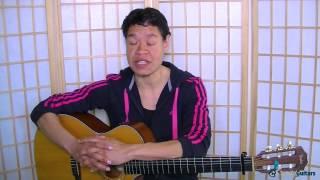 Angel - Sarah McLachlan - Guitar Lesson