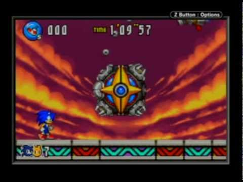Sonic Advance 3 - Nonaggression