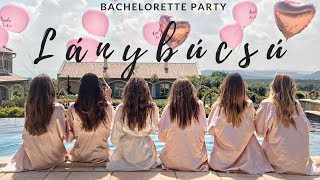 LÁNYBÚCSÚ - BACHELORETTE PARTY - Sydney Van Den Bosch