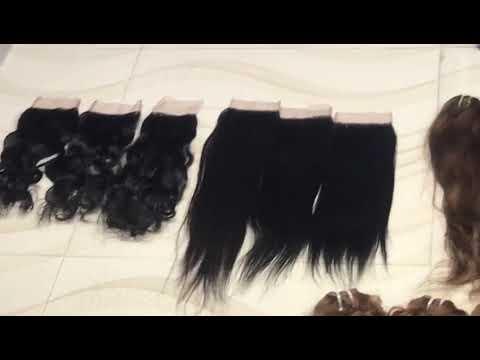 Virgin Indian Hair Extensions Closure