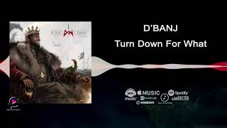 D'banj - Turn down for what [King Don Come 2017] Audio