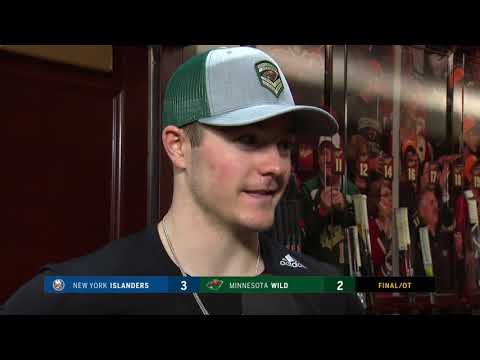 Wild s Donato after tallying another two assists against Islanders 8963ad375