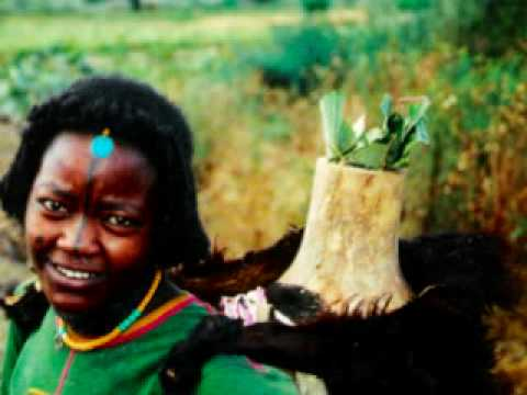 Man's Song, Harrar People, Ethiopia  African Music