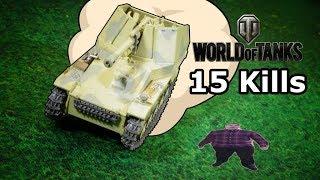 World of Tanks: Getting 15 Kills