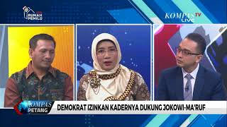 Download Video Dialog: Izinkan Kader Dukung Jokowi, Demokrat Main Dua Kaki? MP3 3GP MP4