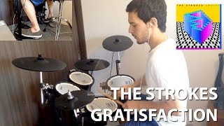 The Strokes - Gratisfaction - Drum Cover (HD)