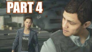 Battlefield Hardline Gameplay Walkthrough Part 4 - ON THE SAME PAGE! | BFH PS4 Walkthrough