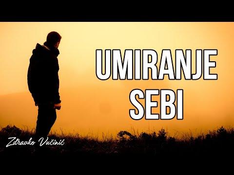 Zdravko Vučinić: Umiranje sebi
