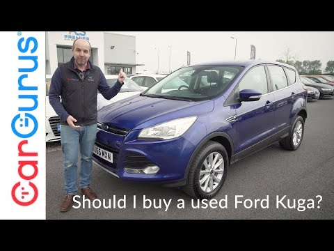 Should I buy a used Ford Kuga? | CarGurus UK Used Car Review