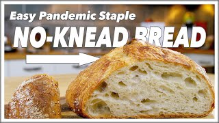 🍞 No Knead Bread Recipe Stuff In Our Cupboard   Keep Calm - Bake On!