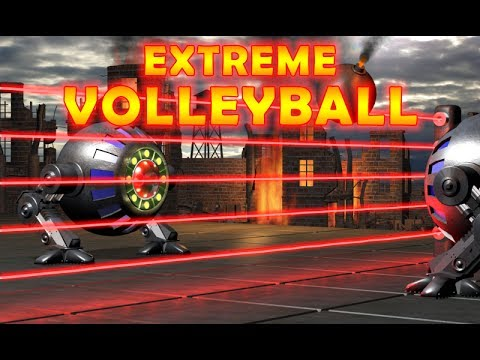 Video of Extreme Volleyball crazy sport