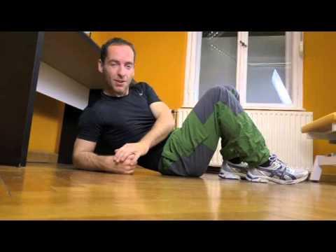 Wie das Knie Hämarthros zu Hause behandeln
