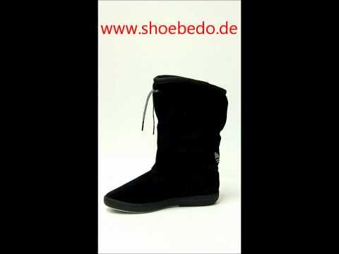 Adidas Stiefel Winterstiefel G16678 Black1 Black1 Ligoni