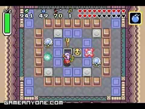 The Legend of Zelda A Link to the Past Walkthrough - Golden
