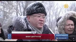 Депутаты разочаровали жителей Шахана