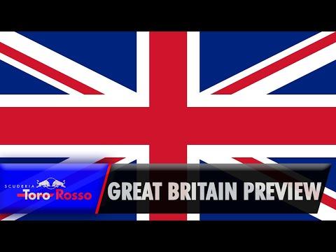 F1 2019: British Grand Prixview - Alex Albon