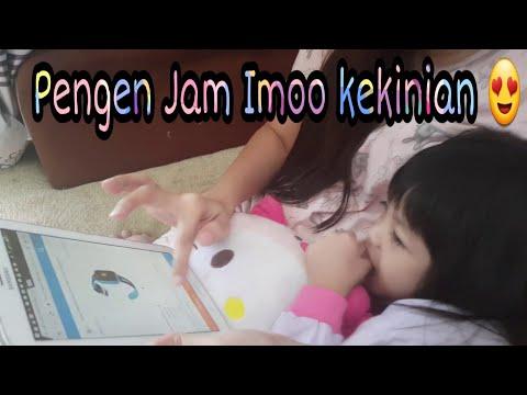 Gwen Pengen Jam Imoo??? beliin gak ya?? PART 1