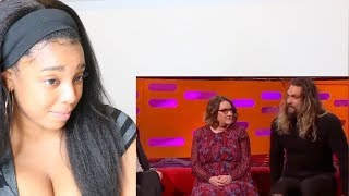 JASON MOMOA CONSTANTLY BEING FLIRTED WITH | Reaction