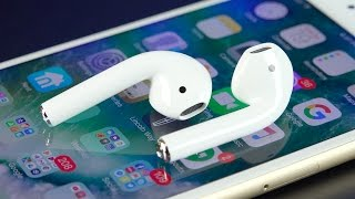 Apple AirPods: Unboxing & Review - dooclip.me