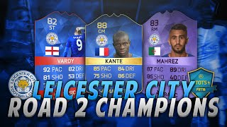 CHAT SHIT GET BANGED LEICESTER CITY IN FIFA 16  FIFA 16 ULTIMATE TEAM DEUTSCH
