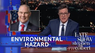 Stephen Updates The EPA