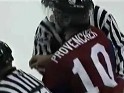 Victor Provencher vs. Brett Malone