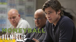 MONEYBALL (2011) Clip – Carry the One