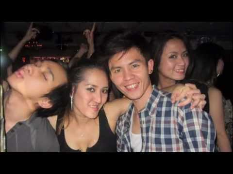 Thai Girl Nong Pat's Birthday Metra Bar London - Sexy Thai Girls Dancing   Ladyboys HD !
