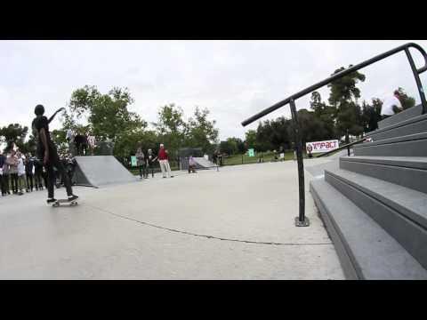 Bakersfield Skateboarding: Heritage Skatepark Contest April 2012