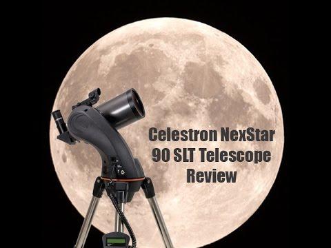 Celestron NexStar 90 SLT Telescope Review
