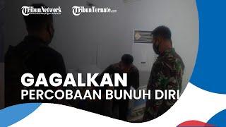Aksi Prajurit Paskhas TNI AU Gagalkan Percobaan Bunuh Diri Pasien Covid-19, Sempat Dibujuk 10 Menit
